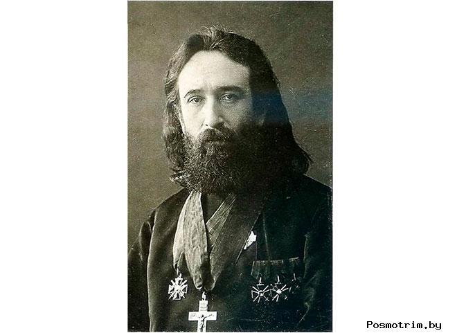 Протопресвитер Георгий Шавельский главный военный священник России