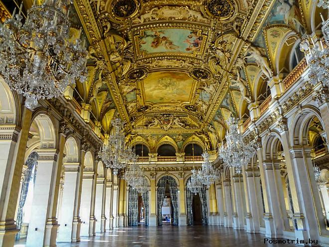 История Люксембургского дворца в Париже