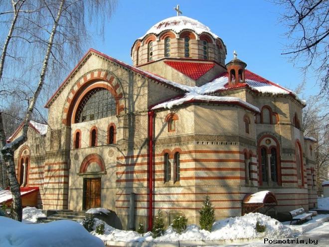 Храм Знамение в Кунцево богослужения контакты как добраться расположение на карте