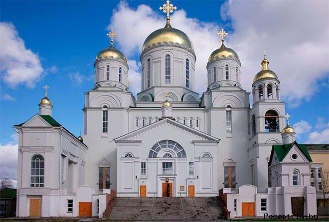 Никольский собор Нижний Новгород