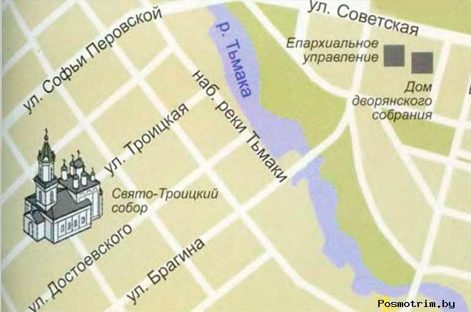 Белая Троица Твери богослужения режим работы контакты как добраться самостоятельно расположение на карте