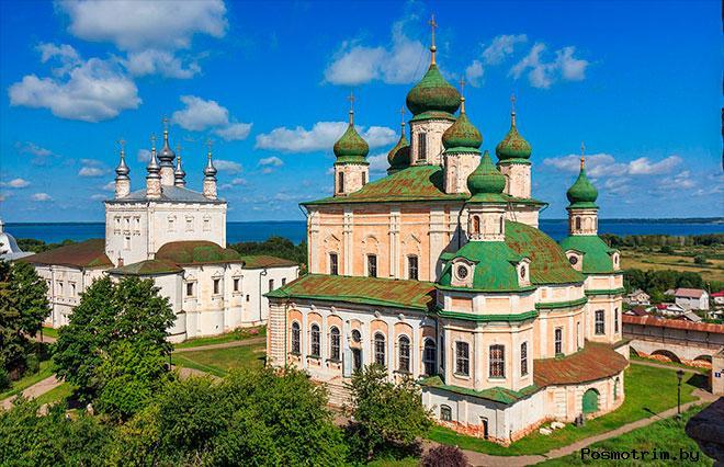 Горицкий Успенский монастырь Переславль-Залесский
