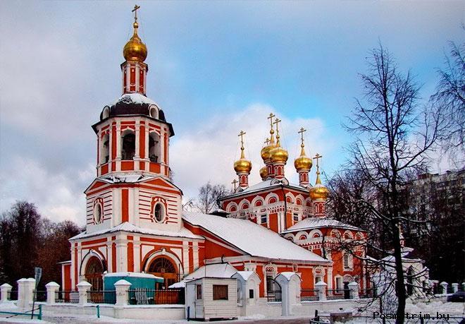 Храм Рождества Христова в Измайлово Москва