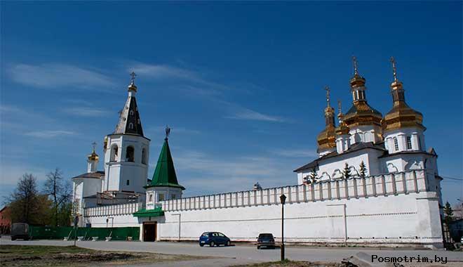Свято-Троицкий монастырь Тюмень