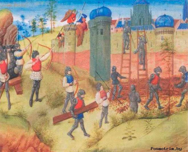 Первый крестовый поход и возникновение Королевства Иерусалимского