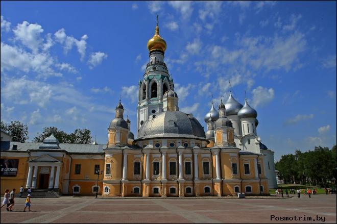 Воскресенский собор Вологда