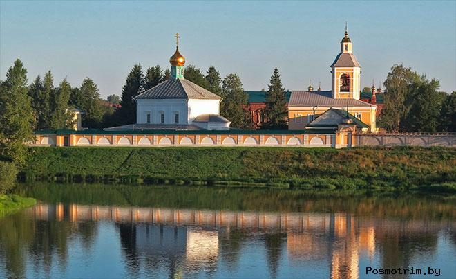 Боровичский Свято-Духов монастырь