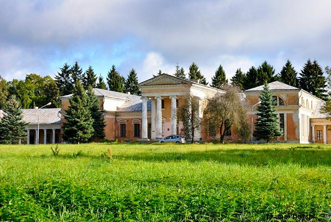 Дворец Рдултовского в Снове фото история Сновского дворца