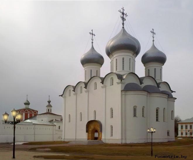 Софийский собор Вологдафото история описание