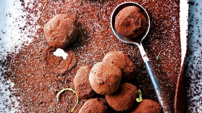 Трюфели — les truffes