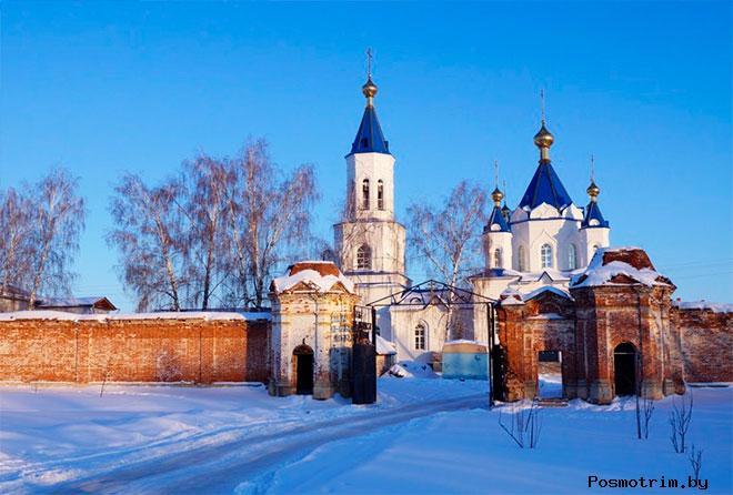 Елабуга Казанско-Богородицкий женский монастырь