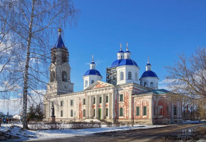 Воскресенский собор Кашин