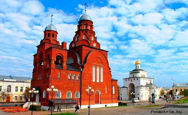 Троицкая церковь Владимир