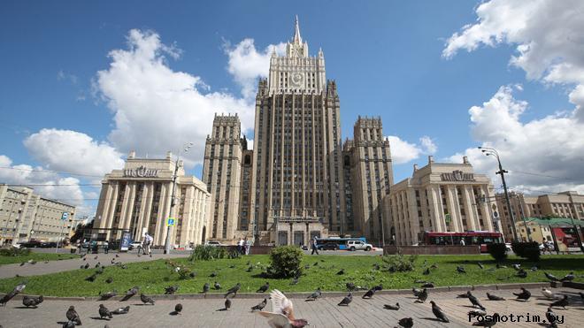 Смоленская площадь Москва