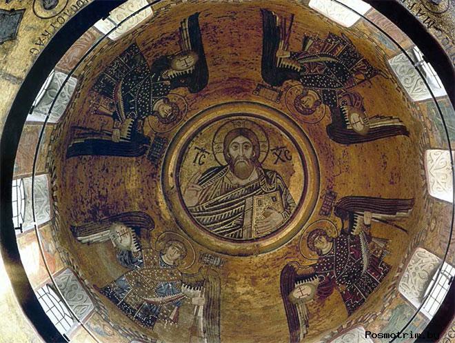 Интерьер Киевского Софийского собора