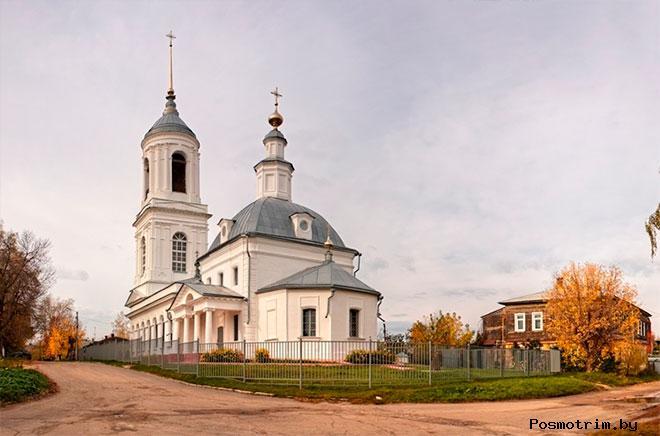 Смоленская церковь Муром