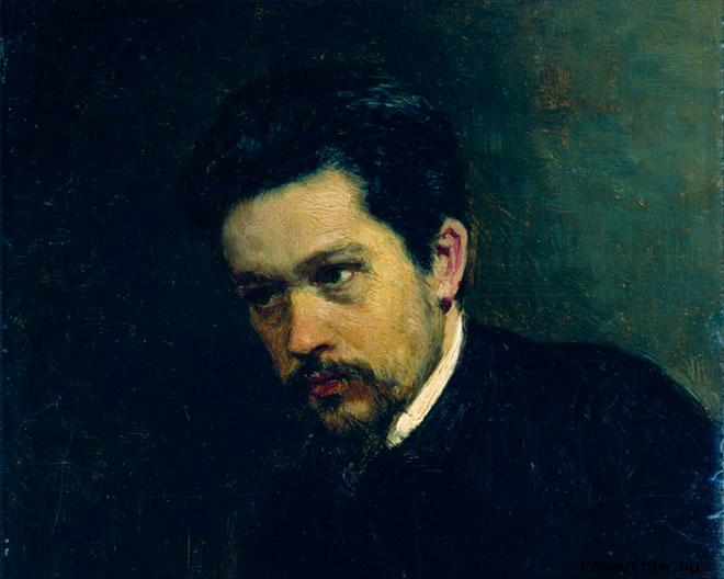Николай Ярошенко художник