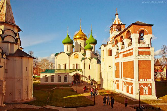 Спасо-Евфимиев монастырь Суздаль