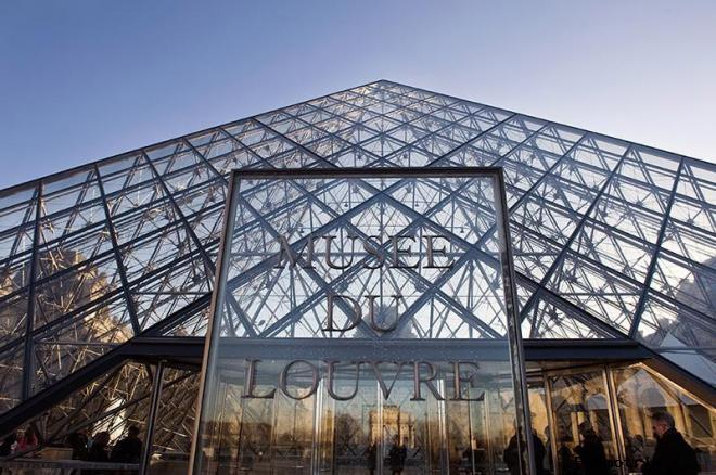 Художественный музей Лувр