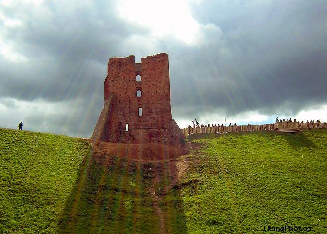 Новогрудский замок история от древности до наших времён часть 2
