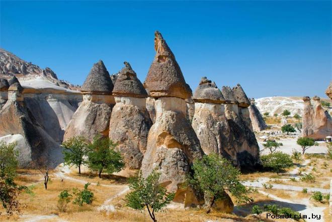 Подземные города Каппадокии Турция