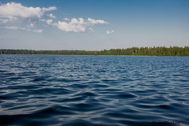 Озеро Свитязь. Мистическое озеро или место отдыха?