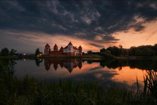 Мирский замок история эпохи Радзивилов