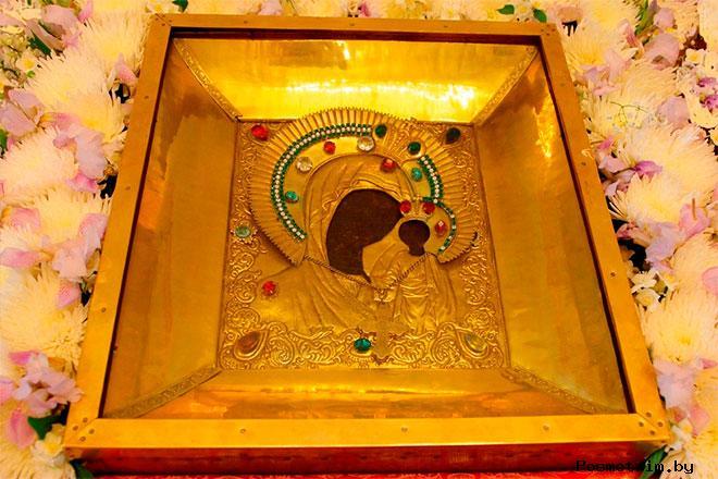 Казанская Вышенская икона Божией Матери