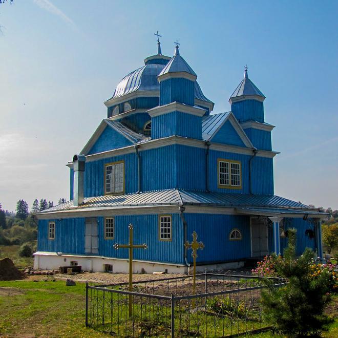 Спасо-Преображенская церковь Смоляны фото история расположение на карте Беларуси как добраться самостоятельно