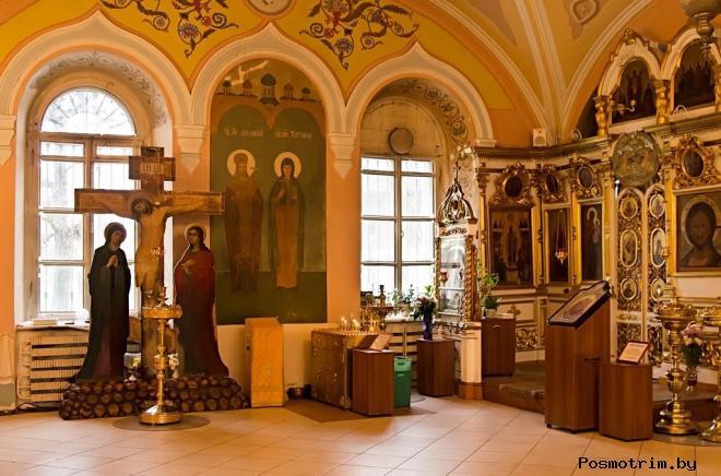 Интерьер Троицкого собора Твери