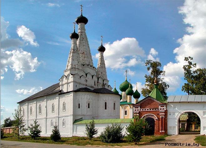 Успенская (Дивная) церковь Углич