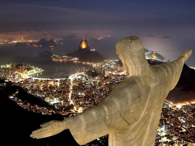 Статуя Христа Рио-де-Жанейро