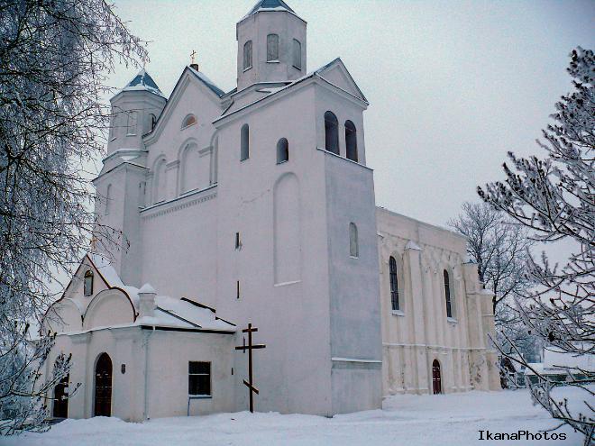 Расположение Борисоглебской церкви
