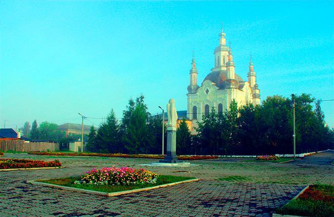История Шадринска Курганской области