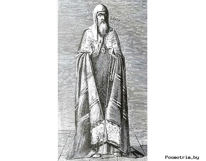 Иосиф — Патриарх Московский и всея Руси