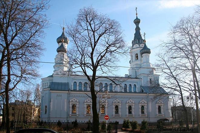 Владимирский собор Кронштадт Санкт-Петербург