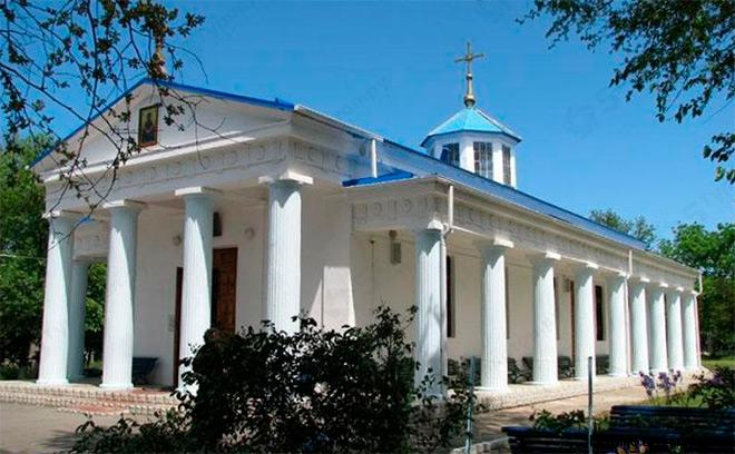 История храма Покрова Пресвятой Богородицы в Тамани
