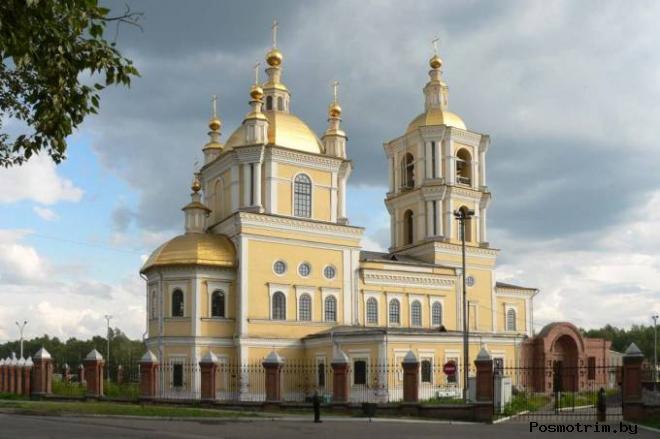Спасо-Преображенский собор Новокузнецка