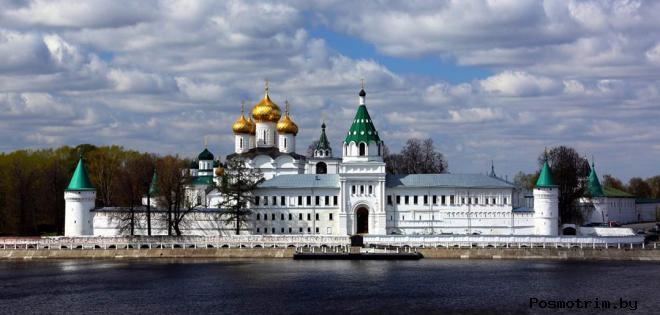 Ипатьевский монастырь основание обители легенды и факты
