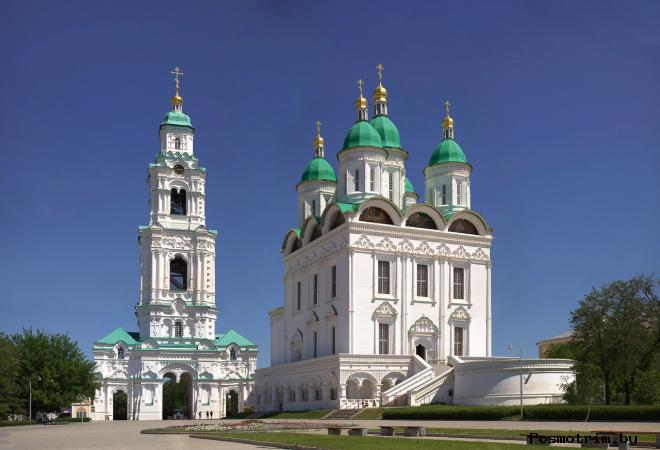 Успенский собор Астрахань кафедральный фото описание