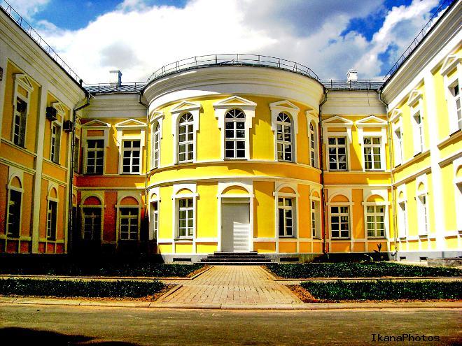 Кричевский дворец Потёмкина история советского времени