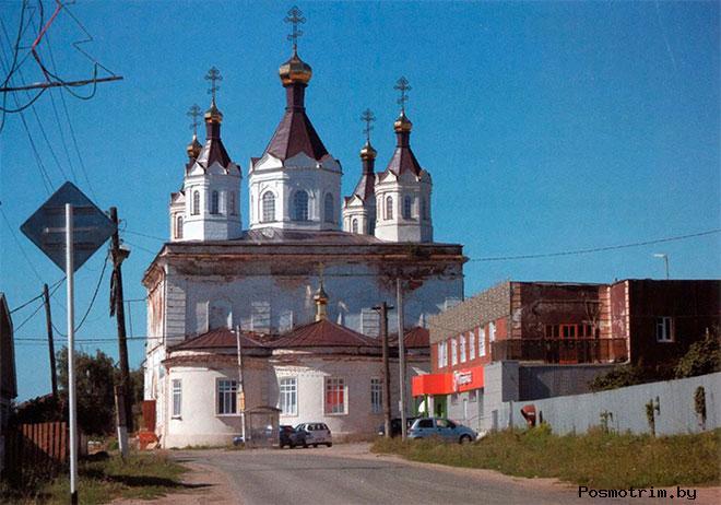 Никольский собор Лаишево