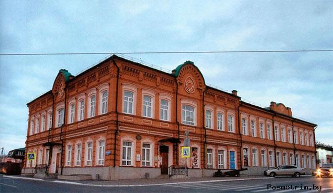 Краеведческий музей Сызрань