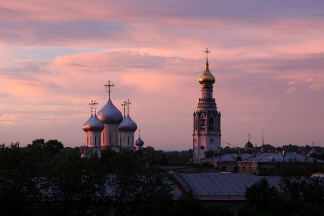 История Софийского собора Вологды подробнее