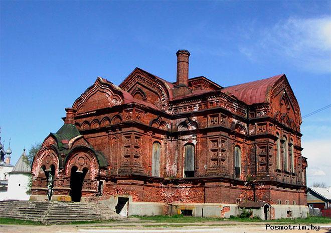 Троицкий собор Юрьев-Польский