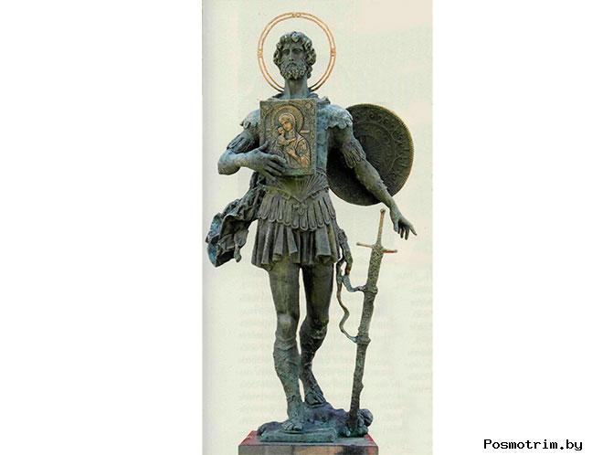Феодор Стратилат Святой Великомученик