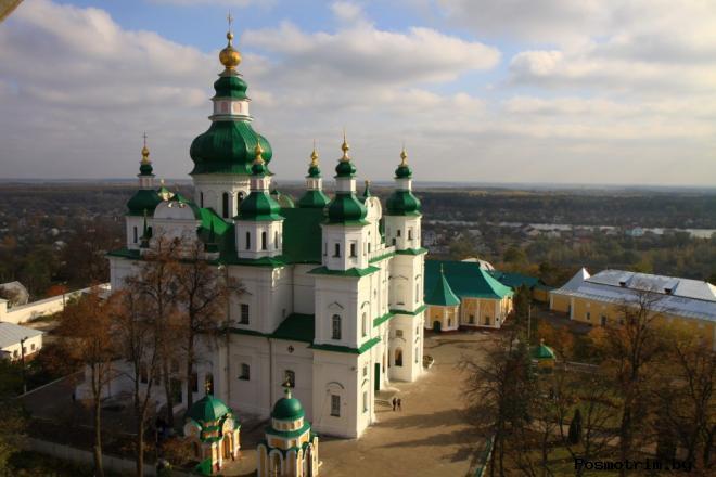 Троицкий собор Чернигова история