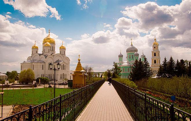 История возникновения Серафимо-Дивеевского монастыря