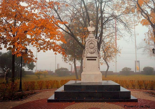 Памятник Алексею Кольцову Воронеж