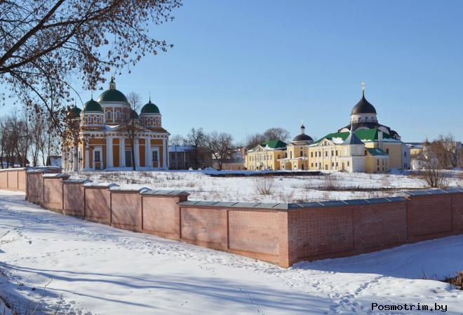 Христорождественский монастырь Тверь